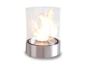 Simple Commerce - cheminée éthanol design
